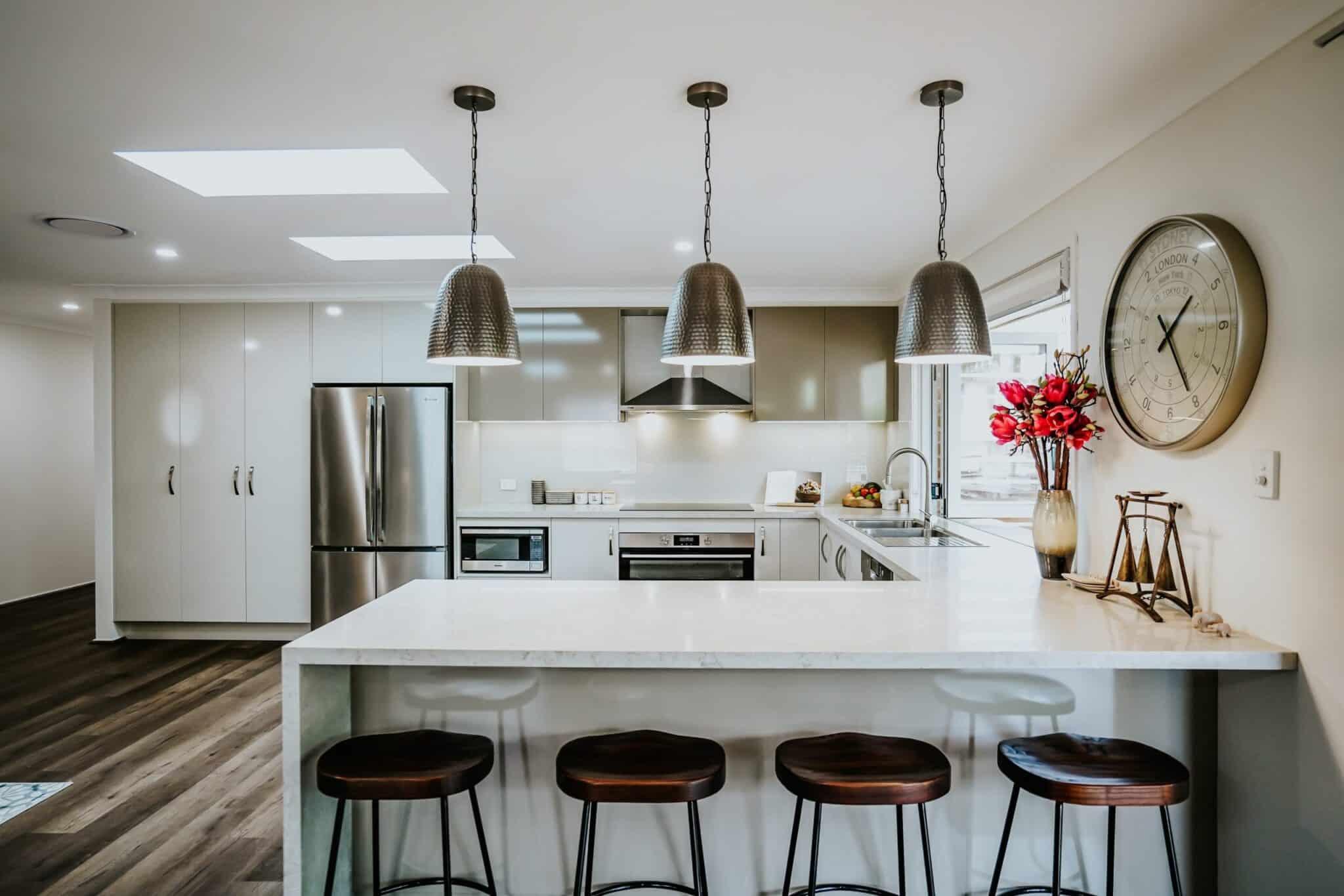 Locspec Building Shell Cove Renovation - Kitchen